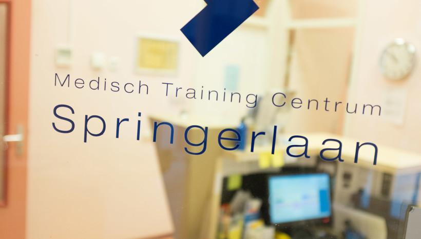 Nieuwe website MTC Springerlaan