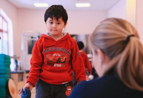 Kinder-fysiotherapie