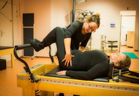 Rehab Pilates