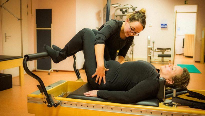Rehab Pilates bij chronische rugklachten