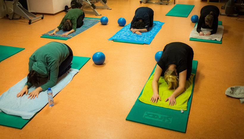 Nieuwe Pilates lessen bij MTC Springerlaan