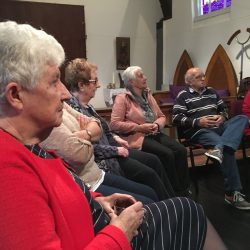 Workshop zingen voor patiënten met Parkinson