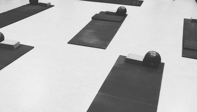 Uitbreiding lesrooster Pilates