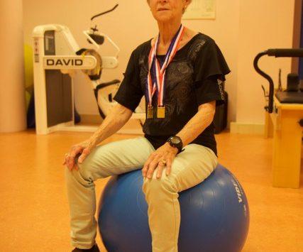 Patiënt MTC Springerlaan Nederlands Kampioen Atletiek